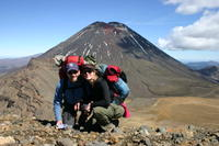 Tongariro - Northen Circuit Trek